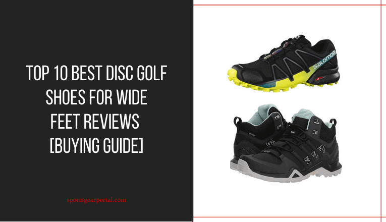 best disc golf shoes for wide feet