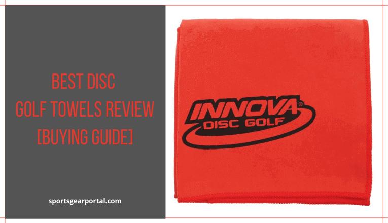best disc golf towels