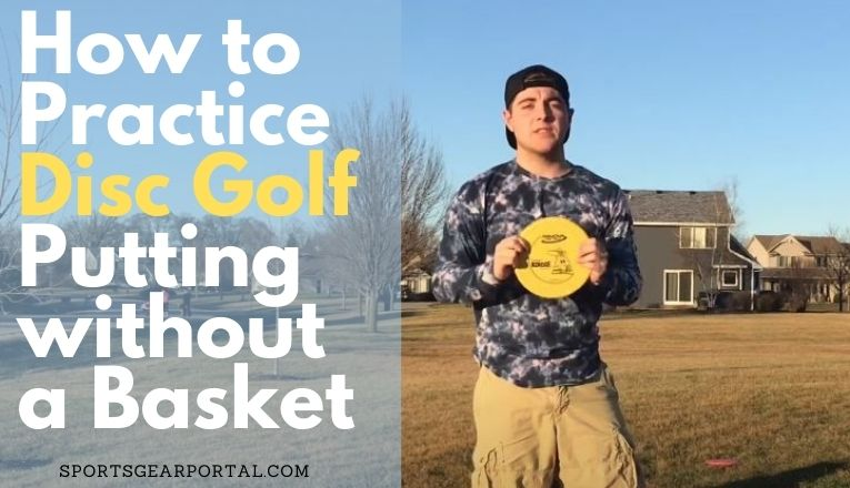 How to Practice Disc Golf putting without a Basket